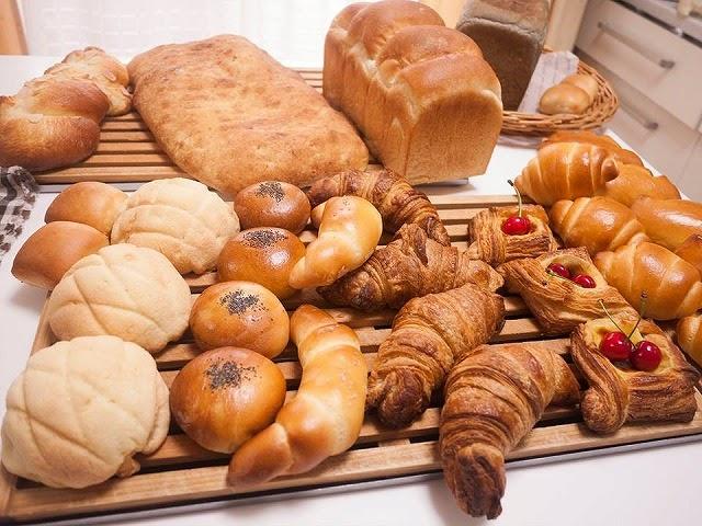 本格的なパン・お菓子作りに挑戦